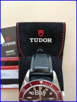 Tudor Heritage Black Bay 79230R +++ ETAT NEUF +++ GARANTIE 2021 +++