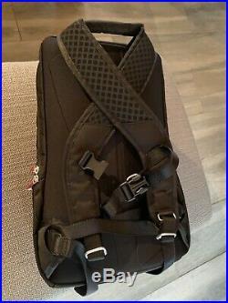 Tumi Ducati Sac A Dos Neuf Tank Medium Backpack Noir Et Rouge