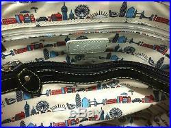 VENDULA LONDON 2019 sac à main modèle FLORIST, neuf, étiqueté valeur 160