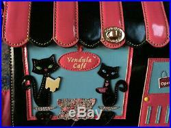 VENDULA LONDON 2019 sac boîte modèle VENDULA CAFE, neuf, étiqueté prix 139
