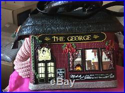VENDULA LONDON 2019 sac grab bag modèle THE GEORGE, neuf, étiqueté, prix 160
