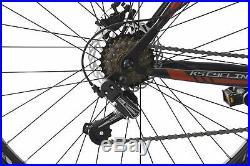 VTT 29 semi-rigide SHARP noir-rouge 21 vit neuf Ks Cycling TC 51 CM 385M