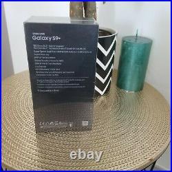 Vendeur FR Samsung galaxy S9 plus 64 Gb rouge burgundy neuf débloqué garantie