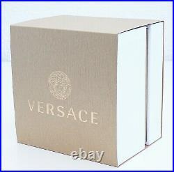 Versace Montre Femmes P5Q80D009S009 Vanity Femme Ip-Or Swiss Made Neuf