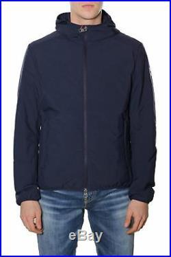 Veste Homme Colmar 1199 9SD Complete Élastique à Capuche Noir Bleu Rouge Neuf