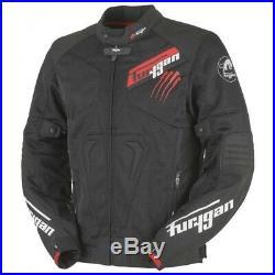 Veste Moto Furygan noir rouge toutes saisons -homme taille M neuf