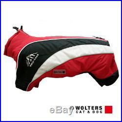 Wolters Chiens Combinaison Dogz Wear Rouge/Noir, Différentes Tailles Neuf