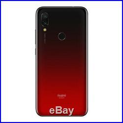 Xiaomi Redmi 7 3Go Ram 32 Go Rom Dual Sim- Rouge(EU Ver) Neuf/Garantie