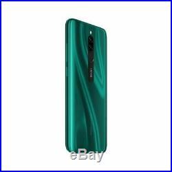 Xiaomi Redmi 8 64Go 4Go Smartphone Noir Vert Bleu Rouge Version Globale Neuf FR