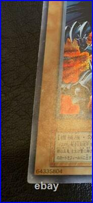 YU-GI-OH Initiale Rouge Yeux Noir Métal Dragon État Neuf / Liste No. 1322